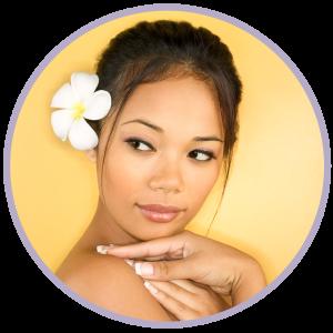 Botox lady image